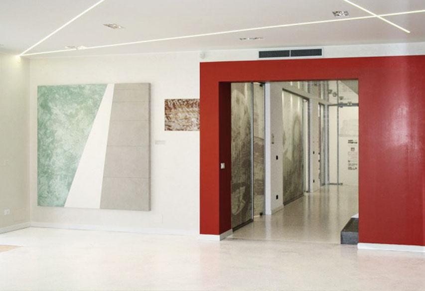 Brand Building allestimento interni arredamento allestimento uffici 02