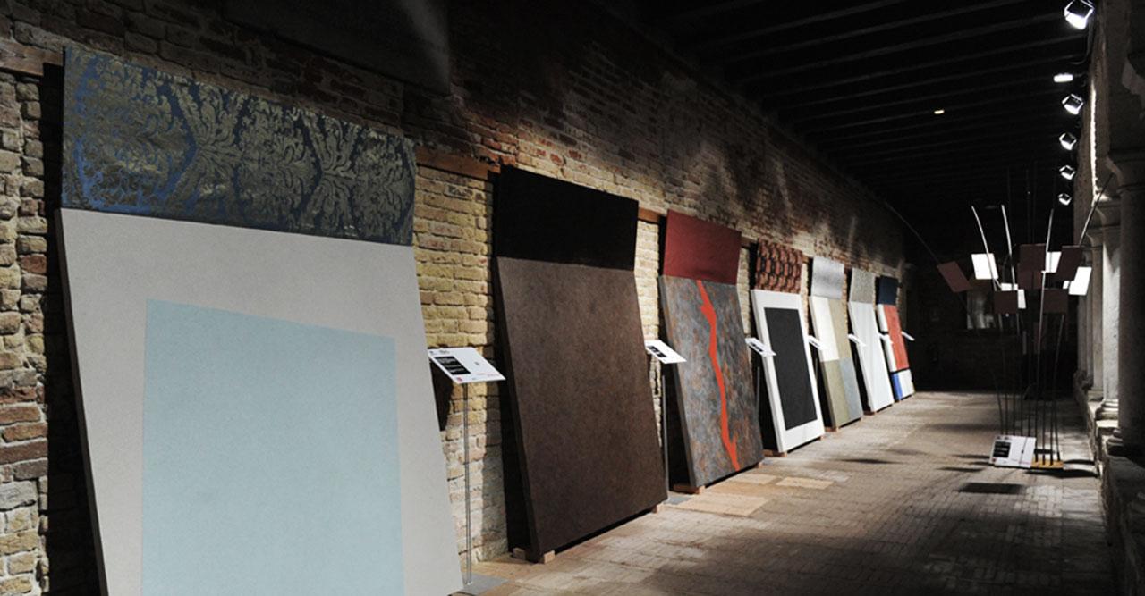 colorificio san marco biennale 2010 allestimento interni architettura progettazione showroom allestimento sale mostre 04