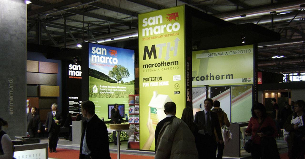 colorificio san marco made expo 2010 allestimento interni architettura progettazione stand allestimento stand 05