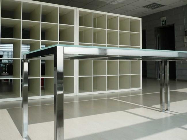 progetto interni progettazione spazi per esposizione progettazione interni per uffici colorificio san marco 03