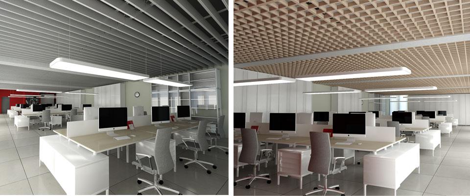 Progettazione interni rendering ufficio for Interni ufficio design