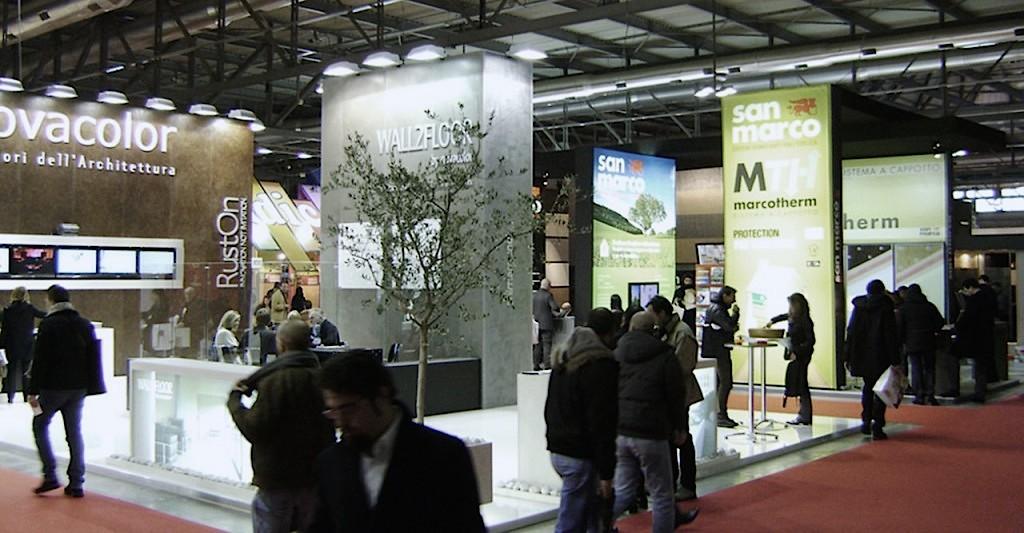 Expo Milano Stands : Exhibition design made expo milano