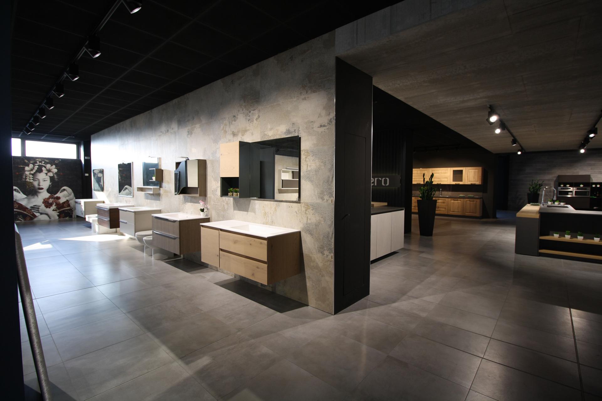 nuovo showroom cucine e arredo bagno - progettazioneinterni.net - Miotto Arredo Bagno