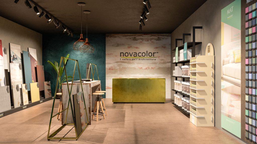 Balance | Realizzazione format showroom Novacolor is Home 2018