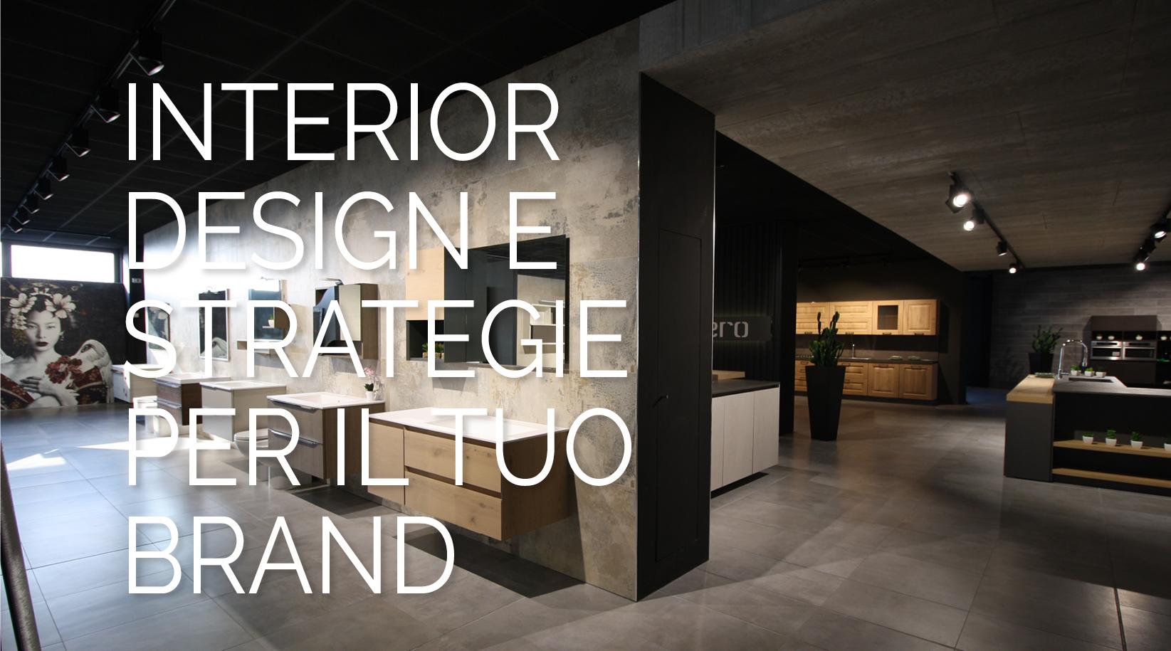 Progettazione interni retail design