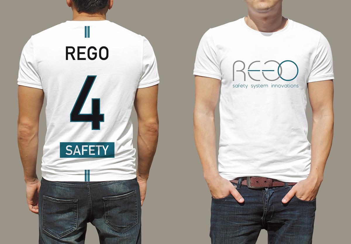 new branding: t-shirt rego
