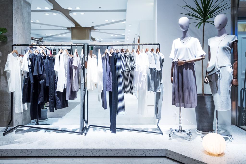 vetrina negozio per un progetto di retail design