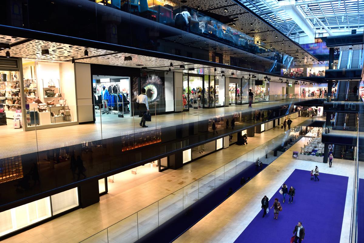 centro commerciale: lo spazio moderno del retail design