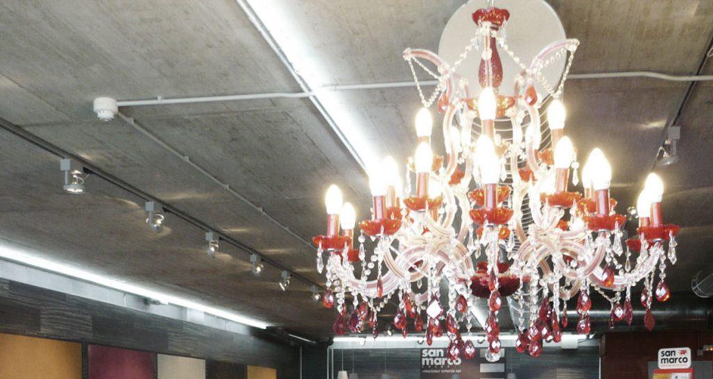 colorificio san marco allestimento interni architettura progettazione negozi allestimento negozi 05