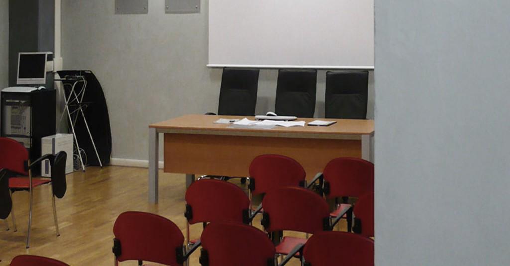 colorificio san marco showroom e training center allestimento interni architettura progettazione showroom 02