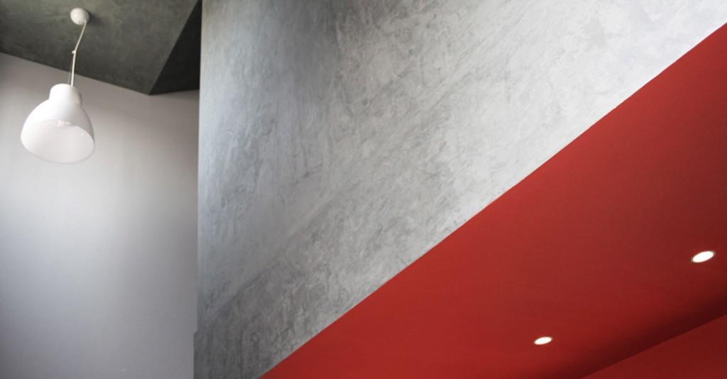 colorificio san marco showroom e training center allestimento interni architettura progettazione showroom 03