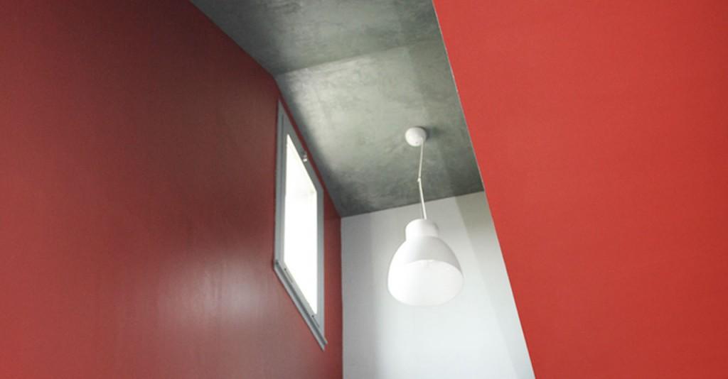 colorificio san marco showroom e training center allestimento interni architettura progettazione showroom 05