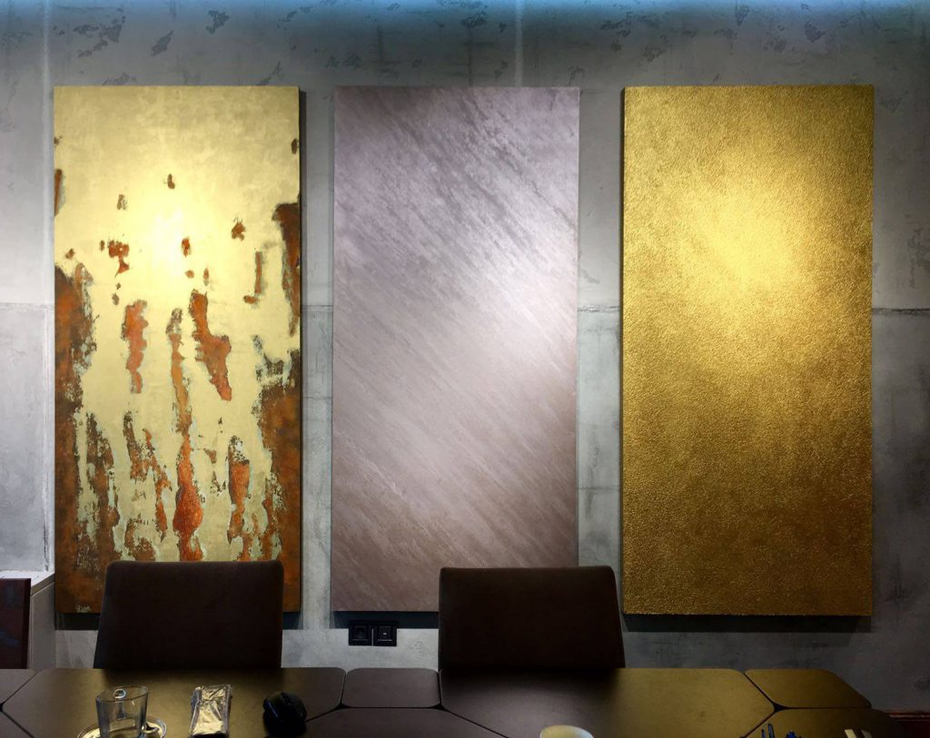 decorative finishes - made in italy