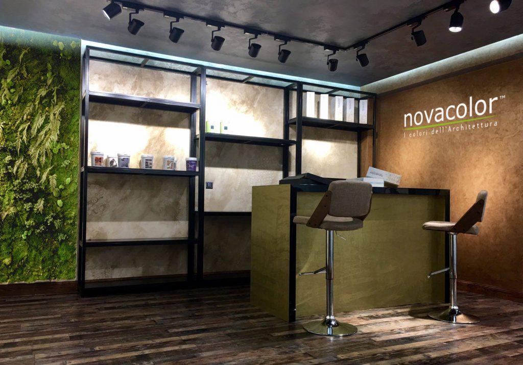 progetto showroom teheran