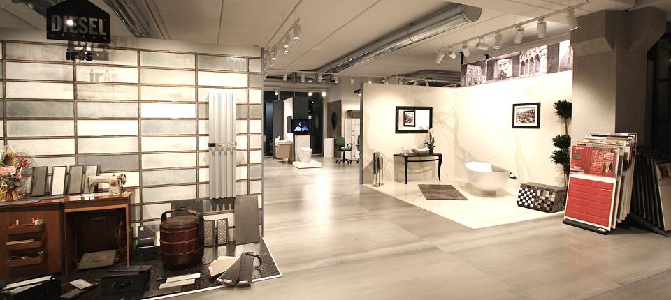 showroom arredobagno
