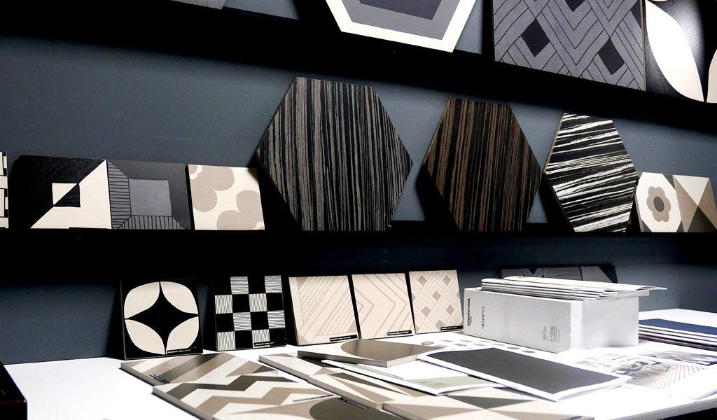 progetto showroom