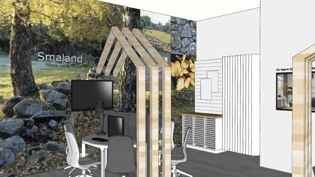 progetto retail home ikea