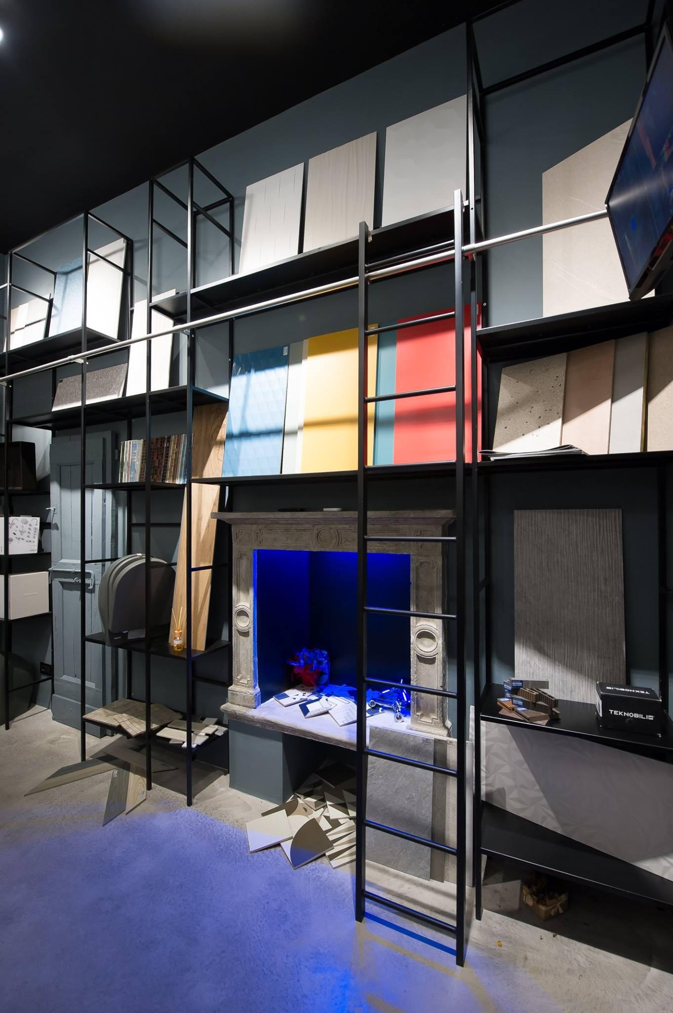 Milano luxury design showroom 6
