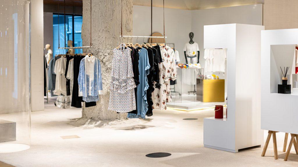 progettazione di negozi e format espositivi