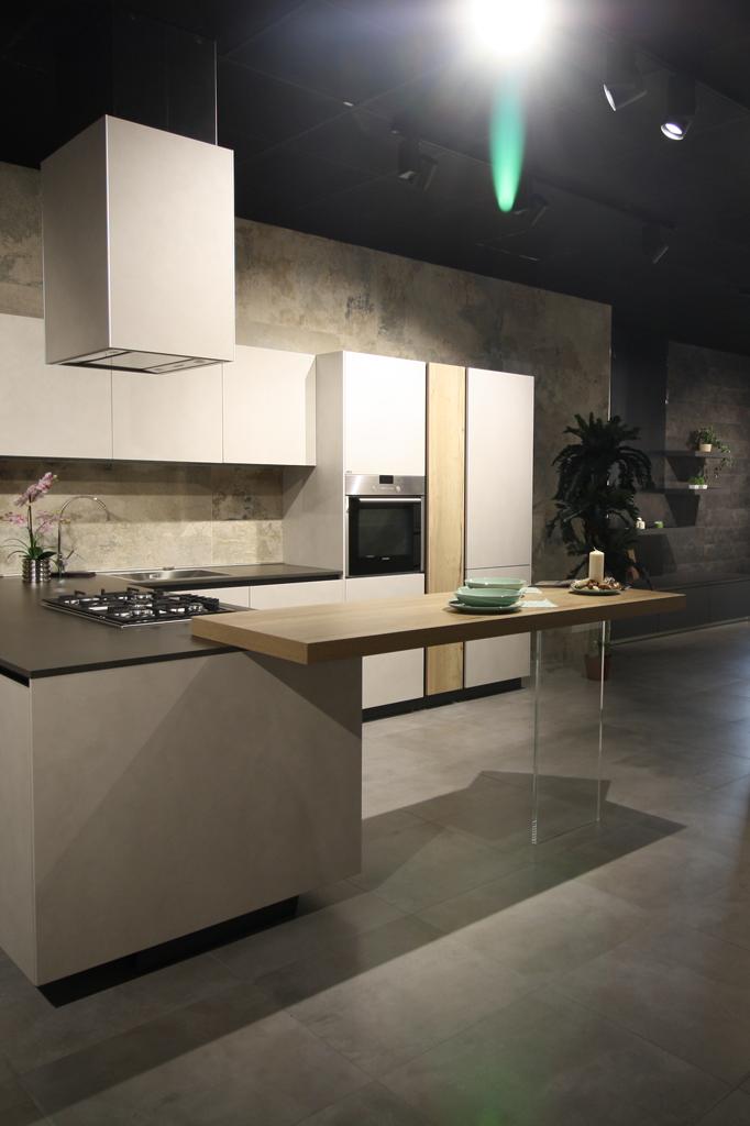 progettazione showroom di cucine