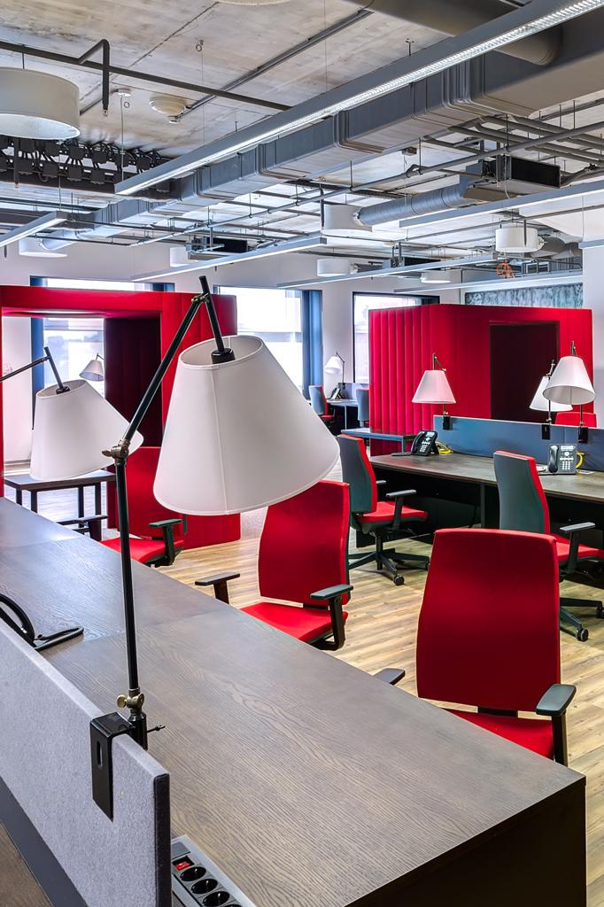 progettazione uffici confortevoli e moderni