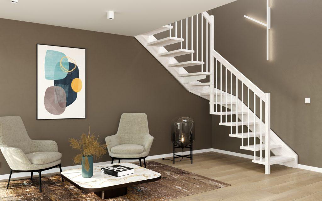 3d rendering interni