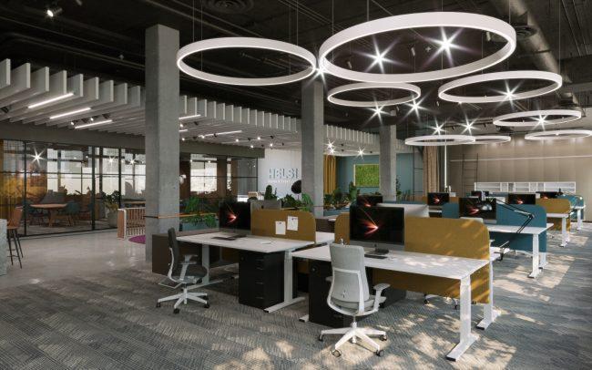 Progetto uffici design