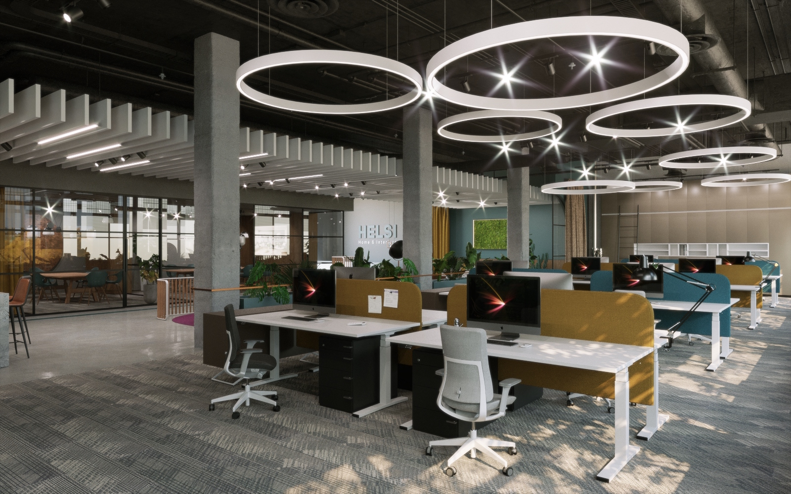 Progettazione uffici design -progettazioneinterni.net 05