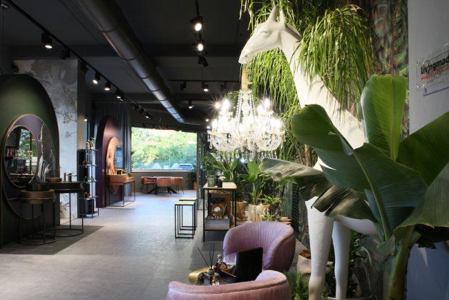 progettazione showroom
