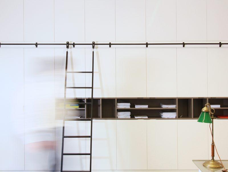 Progetto di un'ufficio su misura a Venezia